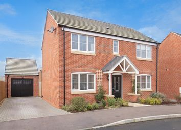 Thumbnail 3 bed detached house for sale in Otter Road, Melton Fields, Melton Mowbray