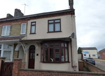 Thumbnail 4 bed semi-detached house for sale in George Street, Peterborough