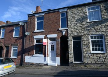 Thumbnail 3 bed terraced house for sale in Hartington Road, Chesterfield