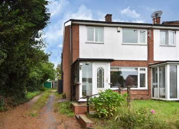 Thumbnail 3 bed end terrace house for sale in Hillside Drive, Lickey End, Bromsgrove
