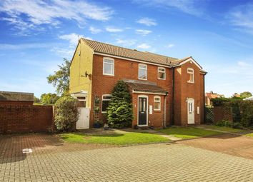 Thumbnail 3 bed semi-detached house for sale in Woodhall Court, Seaton Delaval, Northumberland