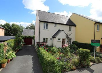 Thumbnail 3 bed semi-detached house for sale in Parc Tarell, Brecon