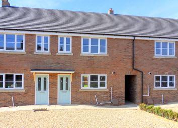 Thumbnail 2 bed terraced house for sale in Sutton Road, Walpole Cross Keys, Kings Lynn, Norfolk