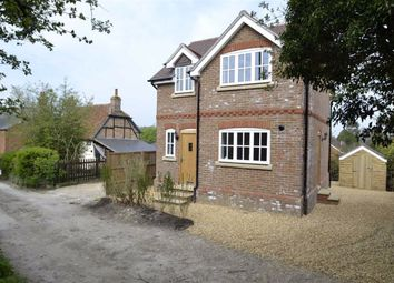 Thumbnail 2 bedroom detached house for sale in Swan Street, Kingsclere, Berkshire
