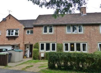 Thumbnail 3 bed terraced house for sale in Station Road, Morcott, Oakham