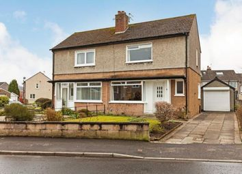 Thumbnail 2 bed semi-detached house for sale in Forth Road, Bearsden, Glasgow, East Dunbartonshire