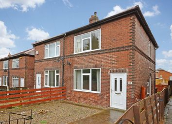 Thumbnail 3 bed semi-detached house to rent in Nevison Avenue, Pontefract