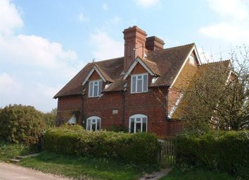 Thumbnail 3 bedroom cottage to rent in Martyr Worthy, Nr Winchester, Hampshire