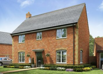 Thumbnail 4 bed detached house for sale in Northbourne View, Didcot