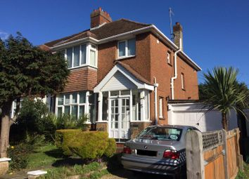 Thumbnail 3 bed semi-detached house for sale in Orchard Avenue, Hove