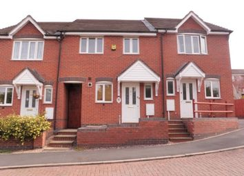 Thumbnail 2 bed terraced house to rent in Anselm Court, Telford