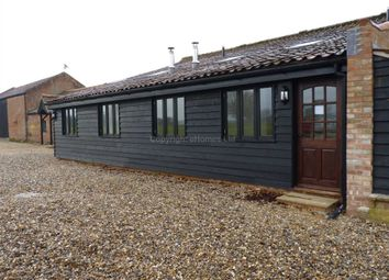 Thumbnail 2 bedroom barn conversion to rent in Houghton Lane, North Pickenham, Swaffham
