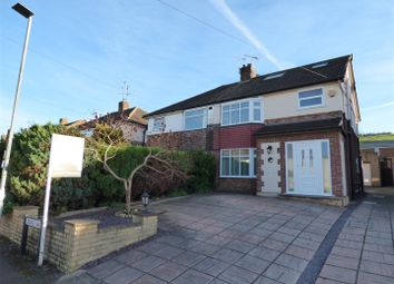 Thumbnail 4 bedroom semi-detached house for sale in Jeans Way, Dunstable