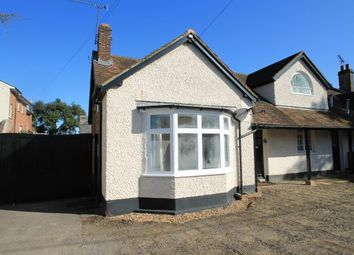 Thumbnail 2 bedroom cottage to rent in Hawstead Lane, Orpington