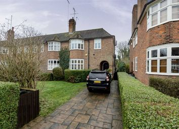 Thumbnail 4 bed semi-detached house to rent in Rotherwick Road, London