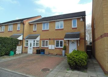 Thumbnail 2 bedroom end terrace house for sale in Maple Close, Ilford