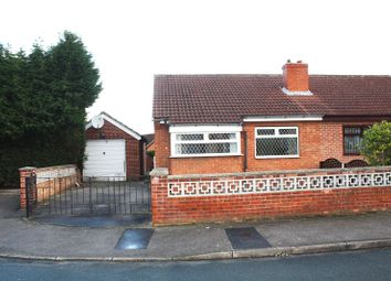 Thumbnail 2 bedroom semi-detached bungalow for sale in Heather Close, South Kirkby, Pontefract