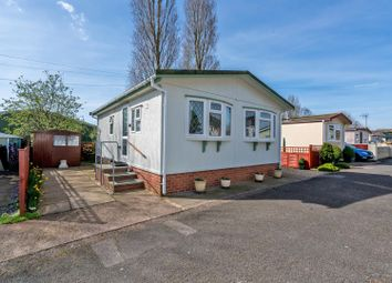 Thumbnail 2 bed mobile/park home for sale in The Firs Mobile Home Park, Cannock