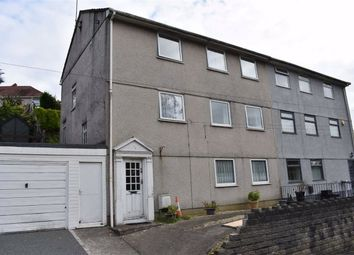 Thumbnail 4 bed semi-detached house for sale in Quarry Road, Treboeth, Swansea