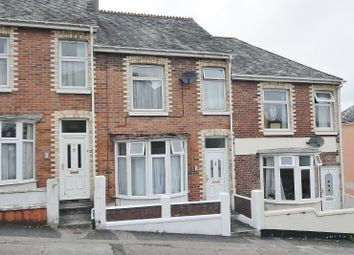 Thumbnail 3 bed terraced house for sale in Prince Maurice Road, Plymouth