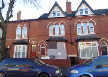 Thumbnail 2 bed flat for sale in Flats A & B, 122 Thornhill Road, Handsworth, Birmingham