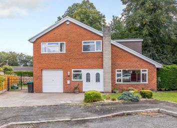 Thumbnail 4 bed detached house for sale in Cobham Close, Wrexham, Wrexham