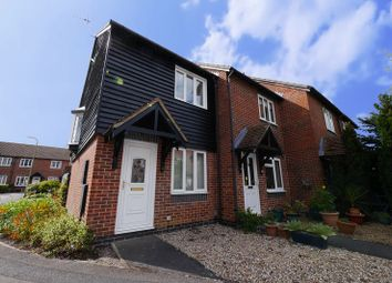 Thumbnail 1 bed end terrace house for sale in Fludger Close, Wallingford