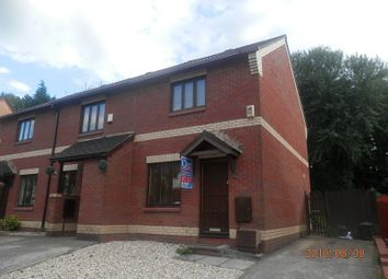 Thumbnail 2 bed end terrace house to rent in Ffordd Scott, The Fairways, Birchgrove, Swansea.