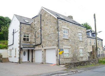 Thumbnail 4 bed detached house for sale in Military Road, Heddon-On-The-Wall, Northumberland