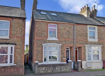 Thumbnail 3 bed semi-detached house for sale in Cleveland Road, Chichester, West Sussex