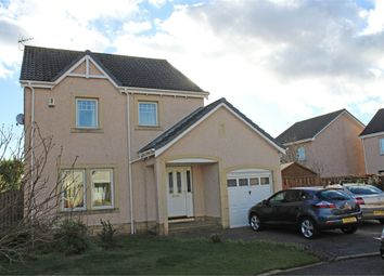 Thumbnail 4 bed detached house for sale in Macnab Avenue, Montrose, Angus