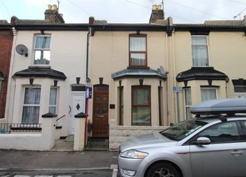 Thumbnail 3 bed terraced house for sale in Gordon Road, Gillingham, Kent.