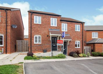 Thumbnail 2 bed semi-detached house for sale in Ypres Way, Evesham