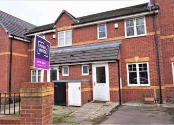 Thumbnail 2 bed terraced house for sale in Actonville Avenue, Manchester