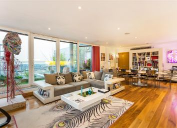 Thumbnail 3 bedroom flat for sale in Pond Street, Hampstead Heath