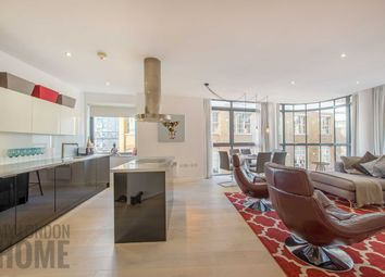 Thumbnail 2 bed flat for sale in America House, Keppel Row, London
