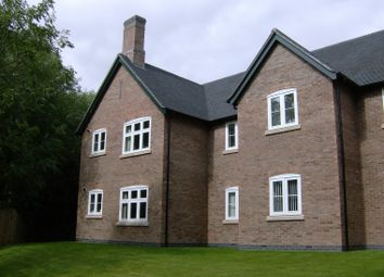 Thumbnail 2 bed flat to rent in Clay Street, Penkridge