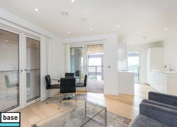 Thumbnail 2 bed flat to rent in Cube Building, Banyan Wharf, Wenlock Road