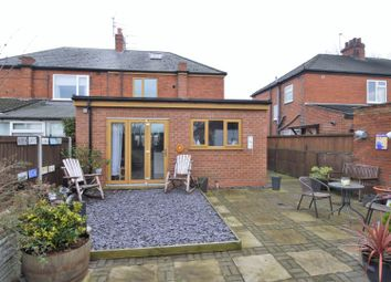 Thumbnail 3 bedroom semi-detached house for sale in Rawcliffe Road, Goole