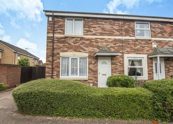 Thumbnail 3 bed end terrace house for sale in Lealholme Court, Howdale Road, Hull