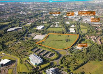 Thumbnail Land for sale in Gregory Road, Kirkton Campus, Livingston
