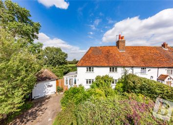 Thumbnail 2 bed end terrace house for sale in Garwood Cottages, Norton Heath, Ingatestone