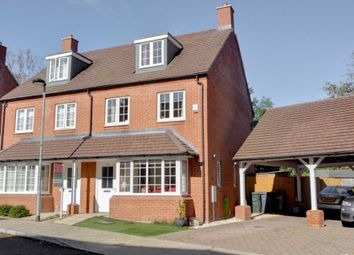 Thumbnail 3 bed semi-detached house for sale in Clayton Road, Lane End, High Wycombe