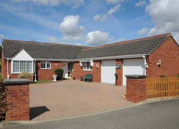 Thumbnail 3 bed detached bungalow for sale in Paddock View, Stickford, Boston