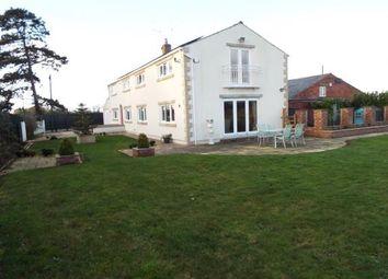 Thumbnail 4 bedroom detached house for sale in Brierley Lane, Eaves, Woodplumpton, Preston