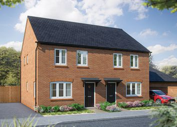 "Thumbnail 2 bed property for sale in ""The Holly"" at Turnberry Lane, Collingtree, Northampton"