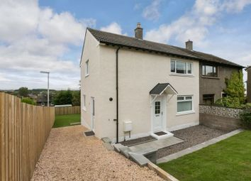 Thumbnail 3 bed semi-detached house for sale in Lomond Crescent, Dunfermline