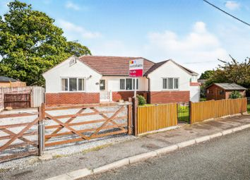 4 bed detached bungalow for sale in Bennetts Lane, Higher Kinnerton, Chester CH4