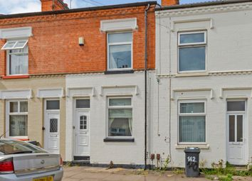 Thumbnail 3 bed terraced house for sale in Hawthorne Street, Leicester