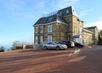 Thumbnail 2 bed flat for sale in Luccombe Road, Shanklin